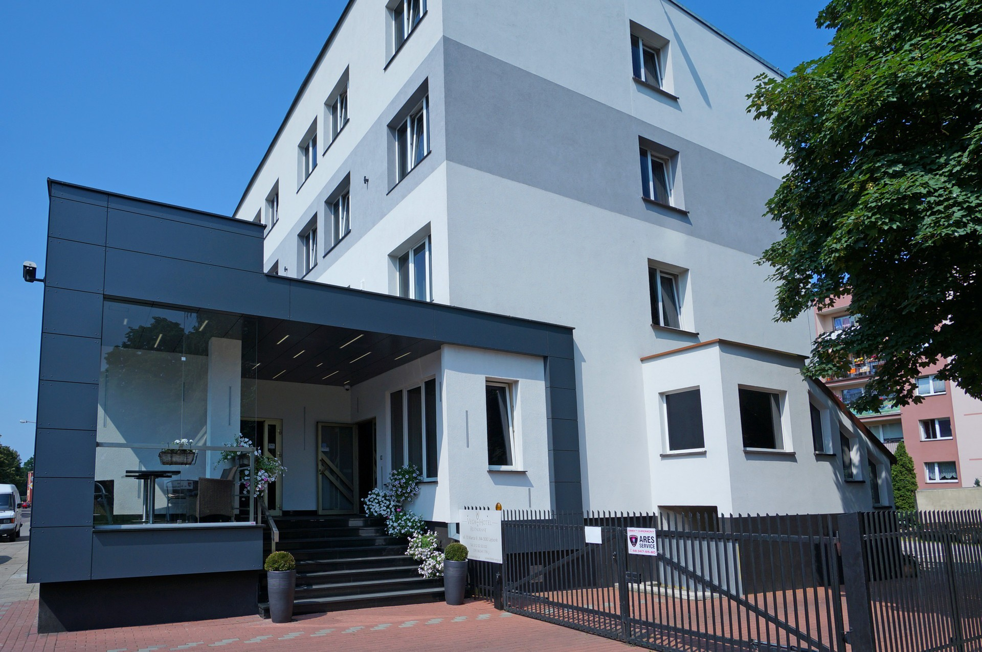 Hotel Vega Lębork