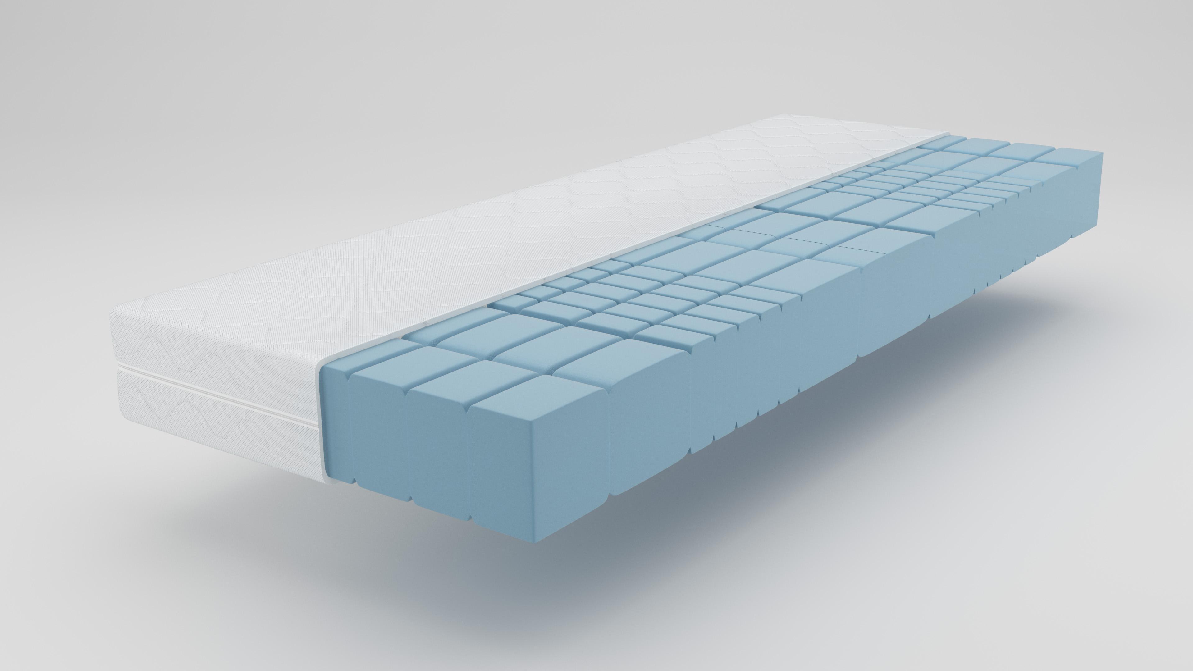 Materac Blue Foam